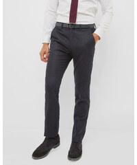 Ted Baker Diamond design trousers Marineblau
