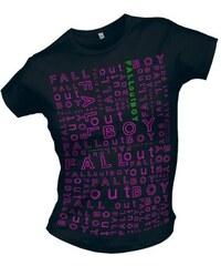 Universal Music Shirts Fall Out Boy - Repeat 0915207 Damen Shirts/ T-Shirts