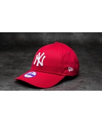 5dcf7c17e49 New Era K 9Forty Child Adjustable Major League Baseball Basic New York  Yankees Cap Scarlet