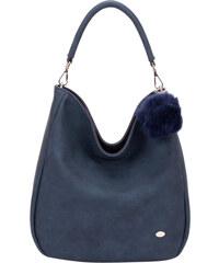 David Jones Elegantní dámská kabelka D.Blue CM3207