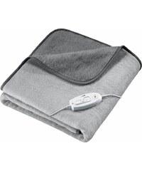 Sanitas Wärmezudecke SHD 80, aus kuscheligem Flauschmaterial