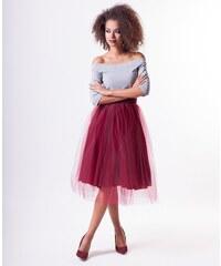 MOSQUITO Dámská sukně Tutu Cherry lady červená