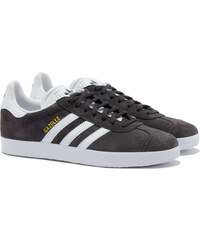 Adidas ORIGINALS GAZELLE Wildleder Sneakers in Grau