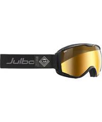 Julbo Herren Ski- und Snowboardbrille Aerospace Zebra schwarz matte/gold flash