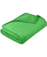 Kvalitex Deka micro jednobarevná 150x200cm zelená