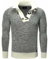 Tazzio Pull Pull mode homme 15TZ463 Blanc