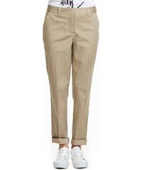 Vero Moda Chinots Pantalon Globe Beige Femme