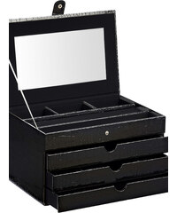 bpc bonprix collection Schmuckkasten in schwarz von bonprix