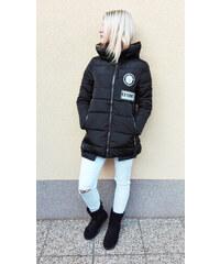 Dámská bunda zimní černá EXTERME