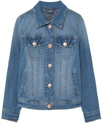 Mango ALLEGRA Veste en jean medium blue