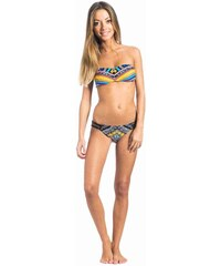 plavky RIP CURL - Tribal Myth Bandeau Set Black (90)