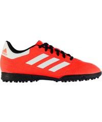 Adidas Goletto Astro Turf Trainers Junior Boys, solar red