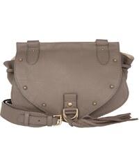 See By Chloé Sacs à Bandoulière, Collins Small Crossbody Bag Leather Taupe en marron, gris