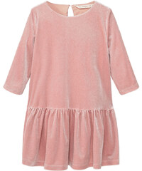 MANGO KIDS Robe Velours
