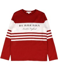 BURBERRY CHILDREN TOPS