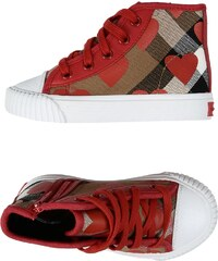 BURBERRY CHILDREN CHAUSSURES