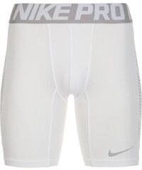Nike Performance HYPERCOOL 6 Shorty white/matte silver