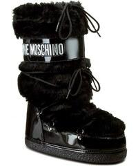 Sněhule LOVE MOSCHINO - JA24172G02JV0000 Nero