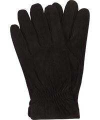 eem-fashion Handschuhe aus echtem Veloursleder
