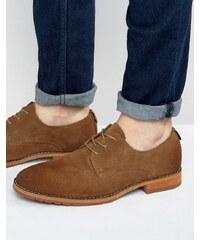 Call It Spring - Edaussi - Derby-Schuhe aus Wildleder - Bronze
