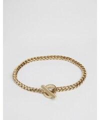 Vitaly - Cirkel - Kettenarmband in Gold - Gold