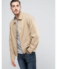 Farah - Hartley - Jacke mit Reißverschluss - Beige