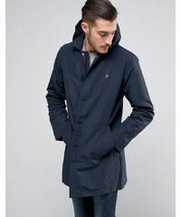Farah - Grendon - Jacke mit Reißverschluss - Marineblau