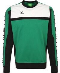 Erima 5CUBES Sweatshirt emerald/black/white