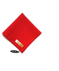 Boom Bow Červený kapesníček s puntíky