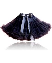 LE PETIT TOM Dolly sukně Audrey Hephurn černá