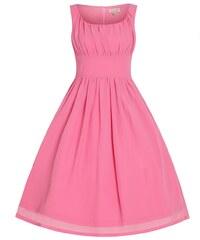 Dámské šaty Lindy Bop Christianne růžové