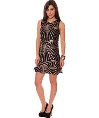 Catwalk Dámské šaty Gatsby Style flitrové