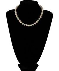 COLLECTIF Perlový náhrdelník pastelový