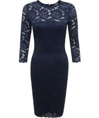 AX PARIS Dámské šaty La Diva Long modré