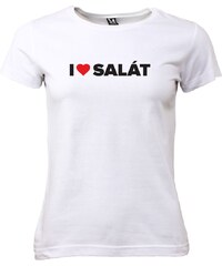 Dámské tričko ZOOT Originál I ♥ SALÁT