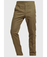 Uniforms for the Dedicated ILLUSIONS Pantalon classique dark olive