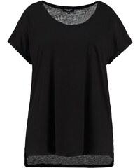 New Look Curves Tshirt basique black