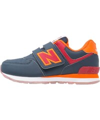 New Balance KV574 Baskets basses navy/red