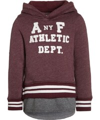 Abercrombie & Fitch Sweat à capuche burgundy