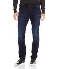 Nudie Jeans Unisex Jeans Thin Finn, Blau (Twilight Dusk), 32