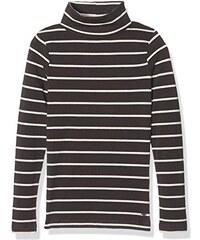 TOM TAILOR Kids Mädchen T-Shirt Striped Rollneck Longsleeve