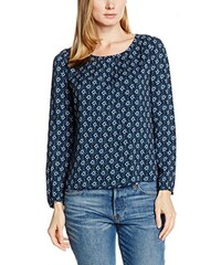 TAIFUN by Gerry Weber Damen Bluse Metropolitan Night