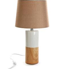 Stolní lampa Versa White Ceramic