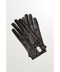 Orsay Handschuhe aus Echtleder