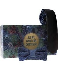 Bonobo Jeans Krawatte - schwarz