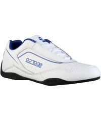 Sparco Jerez - Ledersneakers - weiß