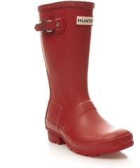 Hunter Bottes de pluie - rouge