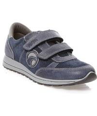 Primigi Marny - Ledersneakers - marineblau