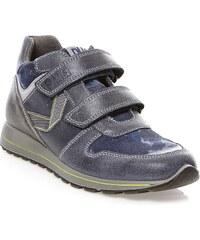 Primigi Ernest - High Sneakers aus Leder - marineblau