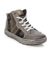 Primigi Crock - High Sneakers mit Lederanteil - grau